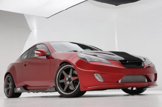 ARK Performance Hyundai Genesis Coupe
