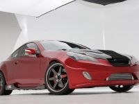 2010 ARK Performance Hyundai Genesis Coupe, 8 of 13