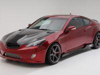 2010 ARK Performance Hyundai Genesis Coupe, 12 of 13