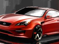 2010 ARK Performance Hyundai Genesis Coupe, 1 of 13