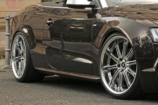 Audi A5 Cabrio Senner Tuning