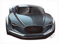 2010 Audi e-tron Detroit Showcar, 15 of 37