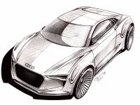 thumbnail image of 2010 Audi e-tron Detroit Showcar
