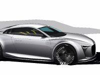 2010 Audi e-tron Detroit Showcar, 10 of 37