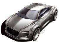 2010 Audi e-tron Detroit Showcar, 8 of 37