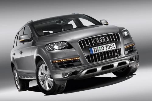 2010 Audi Q7 Нового Поколения
