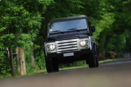 Aznom Land Rover - же жестко, как это выглядит