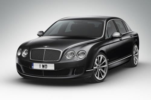2010 Bentley Continental Flying Spur Arabia, 1 of 3