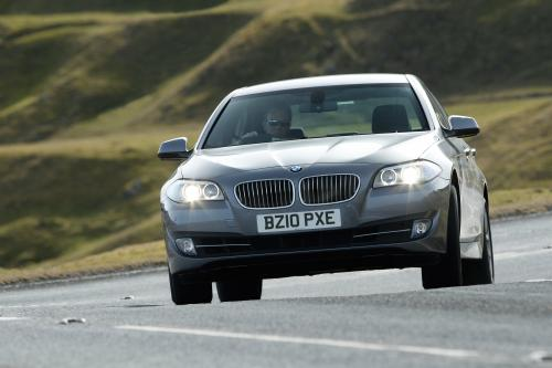BMW 5 Series F10 - полная информация