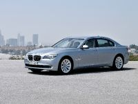 2010 BMW ActiveHybrid 7, 9 of 10