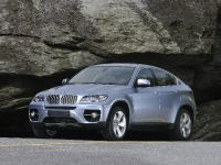 2010 BMW ActiveHybrid X6, 75 of 81