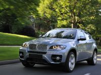 2010 BMW ActiveHybrid X6, 71 of 81