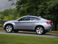 2010 BMW ActiveHybrid X6, 58 of 81