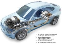 2010 BMW ActiveHybrid X6, 12 of 81