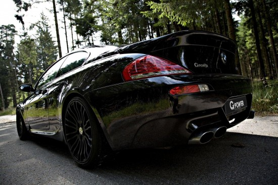 BMW G-POWER M6 Hurricane RR