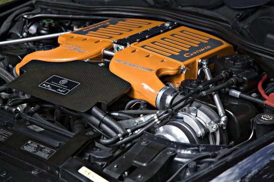 BMW G-POWER M6 Hurricane RR