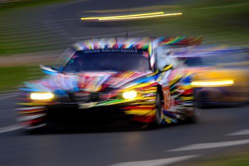 Специальное интервью с Jeff Koons о BMW M3 GT2 Art