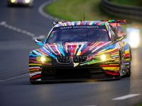 2010 BMW M3 GT2 Art at 24h Le Mans, 10 of 12