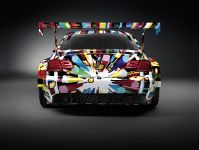 2010 BMW M3 GT2 Art Car, 2 of 10