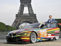 2010 BMW M3 GT2 Art Car, 8 of 10