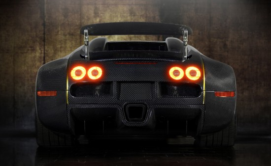 Bugatti Veyron Linea Vincero d'Oro
