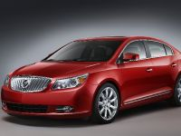 2010 Buick LaCrosse CXS, 7 of 9