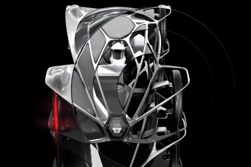 Cadillac Aera Concept выигрывает LA Design Challenge