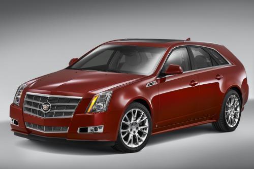 Cadillac CTS Sport Wagon - фотографии