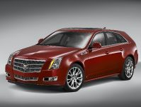 2010 Cadillac CTS Sport Wagon, 1 of 8