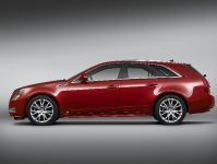 2010 Cadillac CTS Sport Wagon, 3 of 8