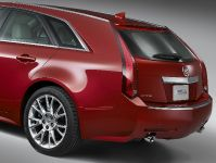 2010 Cadillac CTS Sport Wagon, 4 of 8