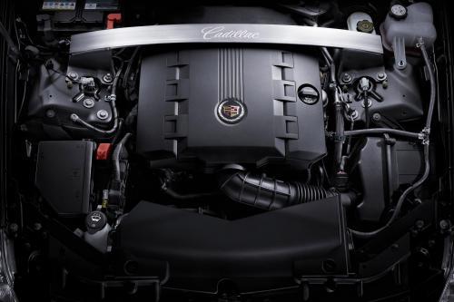 Cadillac SLS 2.0 T сиди