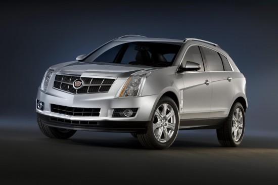 Cadillac SRX Crossover