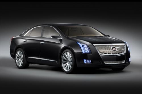 Cadillac представит невидимое концепции на NAIAS 2010