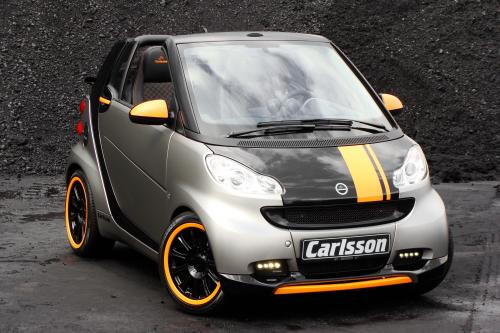 Carlsson тюнинг-пакет для Smart Fortwo Coupe и Convertible