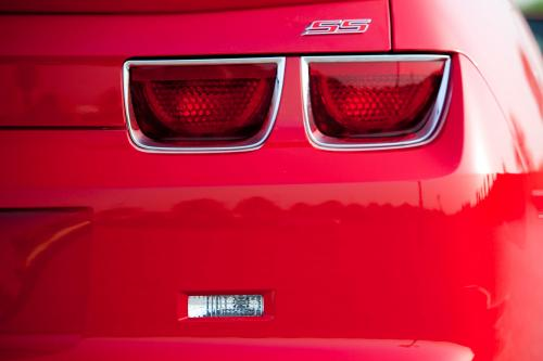 Chevrolet запускает новый Camaro в Ближнем Востоке