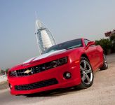 2010 Chevrolet Camaro in Middle East, 27 of 29