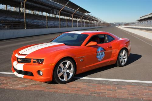 2010 Chevrolet Camaro Indianapolis 500 Pace Car Replica Limited Edition