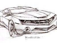 2010 Chevrolet Camaro sketch