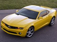 2010 Chevrolet Camaro RS, 10 of 28