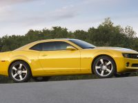 2010 Chevrolet Camaro RS, 8 of 28