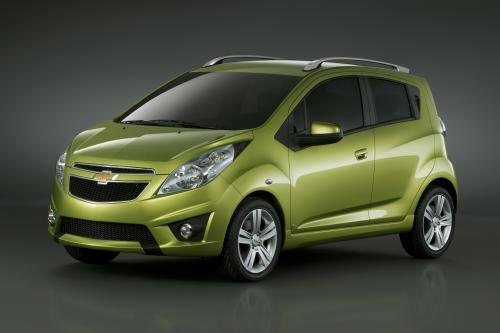 Chevrolet Spark: мировая премьера на Женевском автосалоне