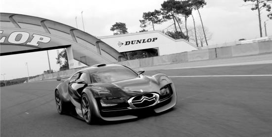Citroen Survolt at Le Mans