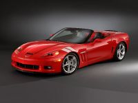2010 Chevrolet Corvette Grand Sport, 3 of 4