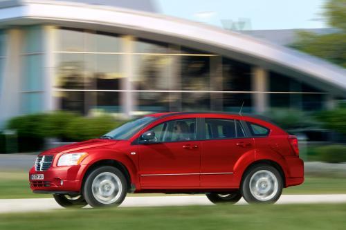 2010 Dodge Caliber - больше пространства и комфорта