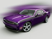 2010 Dodge Challenger Plum Crazy, 1 of 2