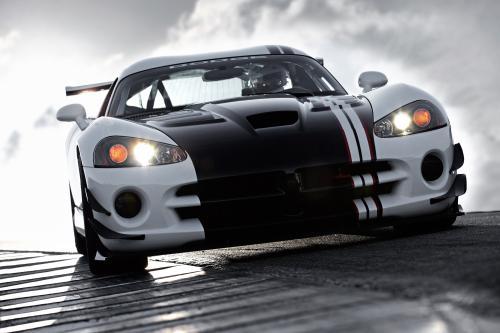 2010 Dodge Viper SRT10 ACR-X готов хит трек