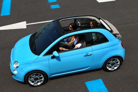 Fiat 500C TwinAir