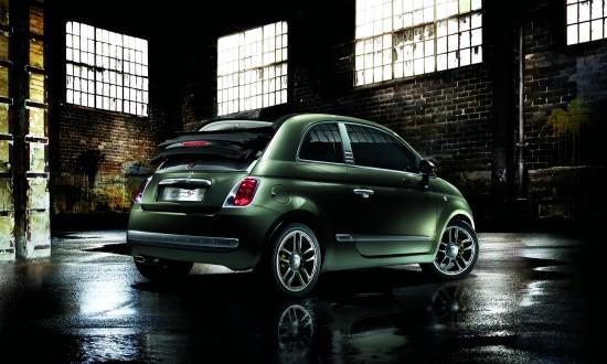 Fiat 500CbyDIESEL