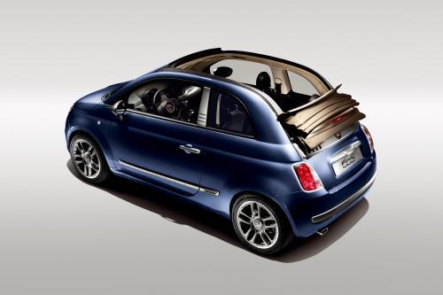 FIAT 500CbyDIESEL попадает на рынок